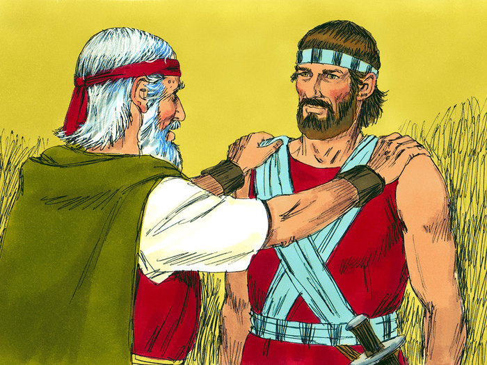 The Epic Journey of Joshua | BelzGlobal Mumbo-Jambo ...